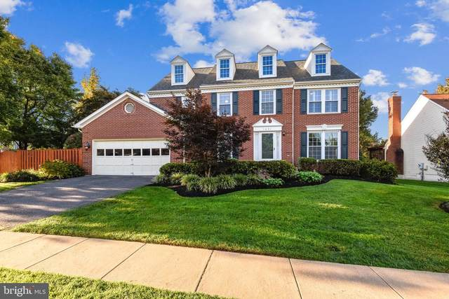 1401 Rainbow Court, HERNDON, VA 20170 (#VAFX1150212) :: Lucido Agency of Keller Williams