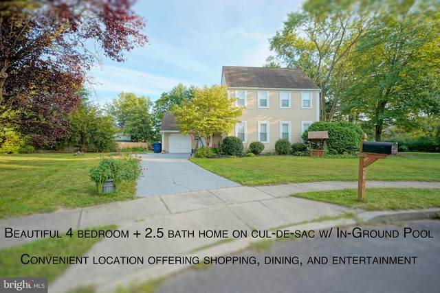 209 Winchester Court, VOORHEES, NJ 08043 (#NJCD400954) :: Linda Dale Real Estate Experts