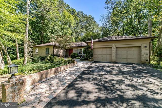 11409 Jordan Lane, GREAT FALLS, VA 22066 (#VAFX1150294) :: Great Falls Great Homes