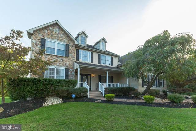 220 Deerpath Court, WOOLWICH TWP, NJ 08085 (#NJGL263522) :: Holloway Real Estate Group