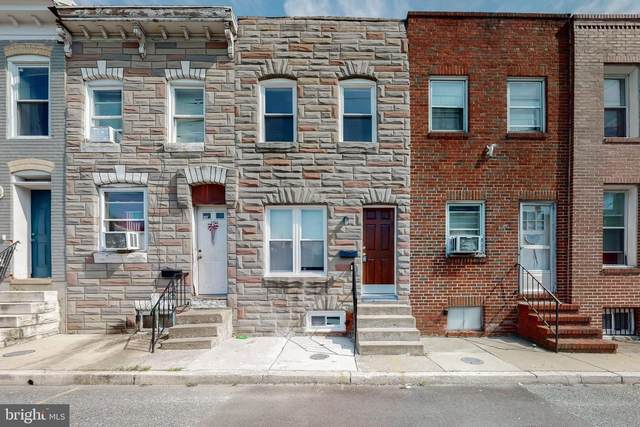 1155 Ward Street, BALTIMORE, MD 21230 (#MDBA521604) :: AJ Team Realty