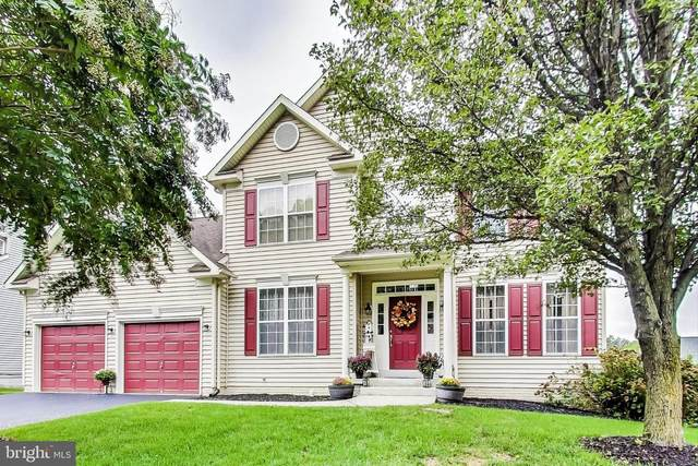 5722 Little Spring Way, FREDERICK, MD 21704 (#MDFR269674) :: Jim Bass Group of Real Estate Teams, LLC
