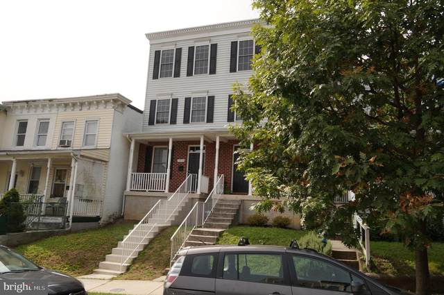 3520 Hickory Avenue, BALTIMORE, MD 21211 (#MDBA521616) :: The MD Home Team