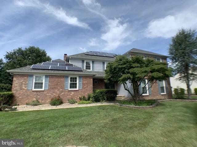 27 Amherst Way, PRINCETON JUNCTION, NJ 08550 (MLS #NJME300814) :: The Dekanski Home Selling Team