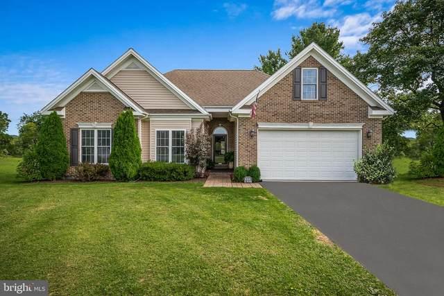 101 Putter Place, CROSS JUNCTION, VA 22625 (#VAFV159390) :: John Lesniewski | RE/MAX United Real Estate