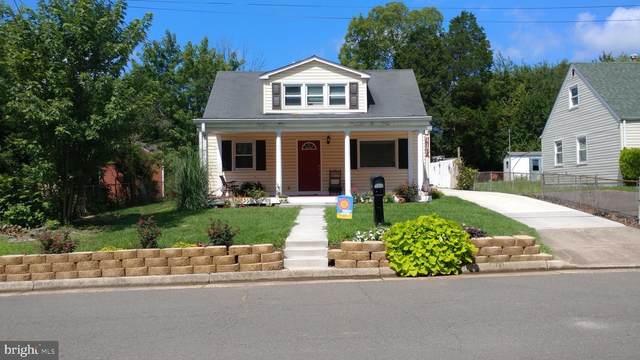 105 Baker Street, MANASSAS PARK, VA 20111 (#VAMP114222) :: The Redux Group