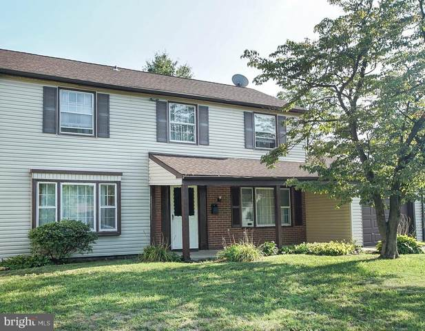 48 Perennial Lane, WILLINGBORO, NJ 08046 (#NJBL380090) :: Ramus Realty Group