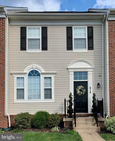 8729 Chorley Way, BRISTOW, VA 20136 (#VAPW503042) :: Debbie Dogrul Associates - Long and Foster Real Estate