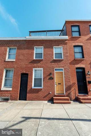 3106 Elliott Street, BALTIMORE, MD 21224 (#MDBA521656) :: New Home Team of Maryland