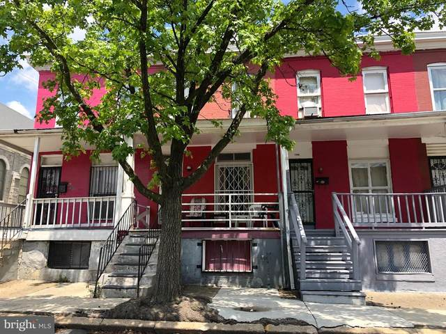 1102 Gorsuch Avenue, BALTIMORE, MD 21218 (#MDBA521654) :: Great Falls Great Homes