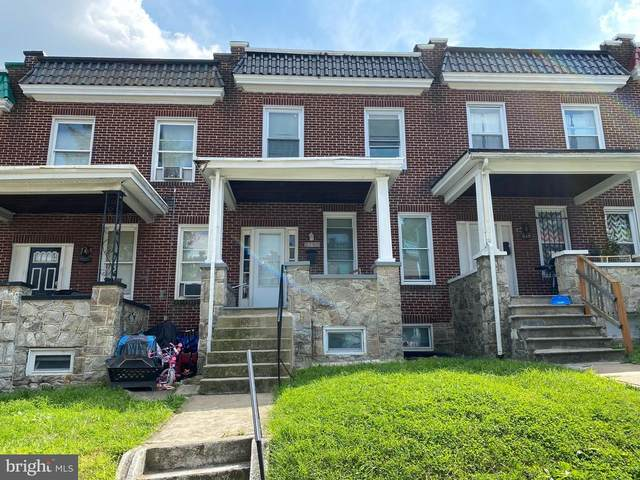 517 Chateau Avenue, BALTIMORE, MD 21212 (#MDBA521658) :: ExecuHome Realty
