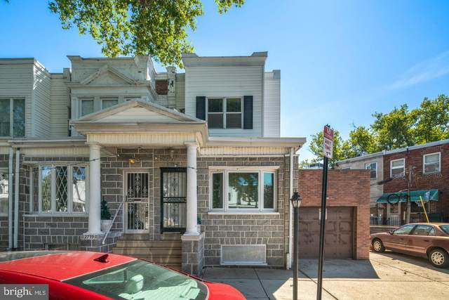 2741 S Smedley Street, PHILADELPHIA, PA 19145 (#PAPH928200) :: Better Homes Realty Signature Properties