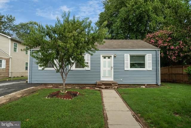 3306 Campbell Drive, ALEXANDRIA, VA 22303 (#VAFX1150446) :: Debbie Dogrul Associates - Long and Foster Real Estate