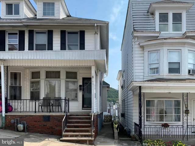 509 Ridge Avenue, POTTSVILLE, PA 17901 (#PASK132026) :: The Heather Neidlinger Team With Berkshire Hathaway HomeServices Homesale Realty