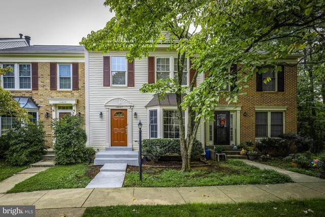 14607 Battery Ridge Lane, CENTREVILLE, VA 20120 (#VAFX1150452) :: Debbie Dogrul Associates - Long and Foster Real Estate