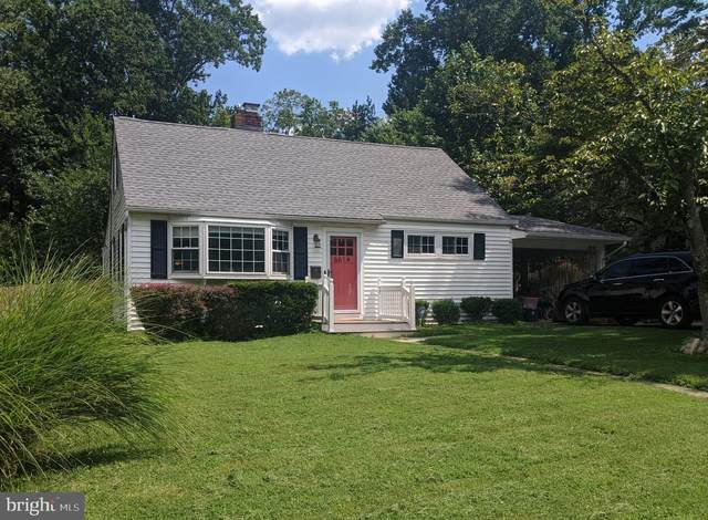 6614 Barrett Road, FALLS CHURCH, VA 22042 (#VAFX1150476) :: John Lesniewski | RE/MAX United Real Estate