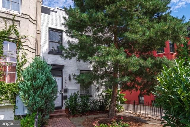 1907 11TH Street NW #1, WASHINGTON, DC 20001 (#DCDC483498) :: Tom & Cindy and Associates