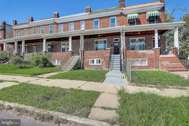 3962 Wilsby Avenue, BALTIMORE, MD 21218 (#MDBA521724) :: The Redux Group