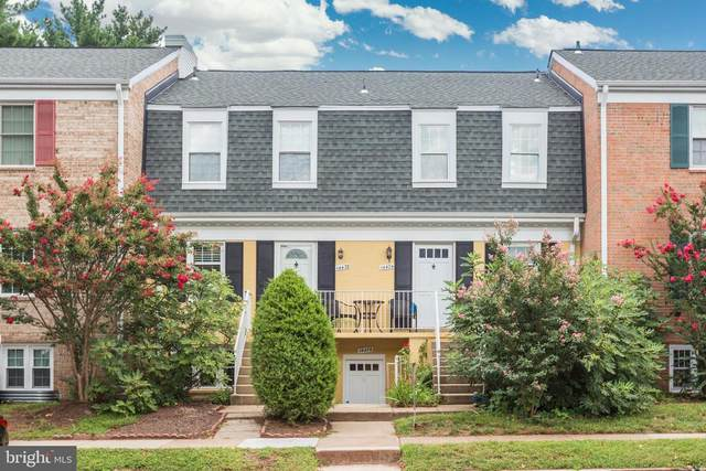 14476 Turin Lane, CENTREVILLE, VA 20121 (#VAFX1150544) :: Tom & Cindy and Associates