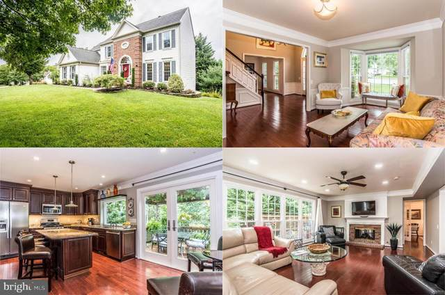 3529 Mauti Court, WOODBRIDGE, VA 22192 (#VAPW503114) :: Debbie Dogrul Associates - Long and Foster Real Estate