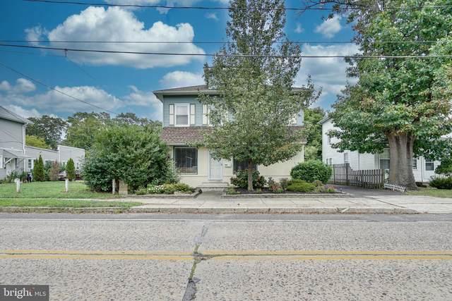 134 Haddon Avenue, WEST BERLIN, NJ 08091 (MLS #NJCD401088) :: The Dekanski Home Selling Team