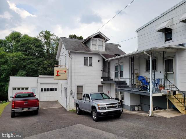 1407 Mount Hope Avenue, POTTSVILLE, PA 17901 (#PASK132044) :: Ramus Realty Group