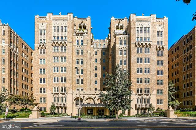 2101 Connecticut Avenue NW #75, WASHINGTON, DC 20008 (#DCDC483600) :: The Putnam Group