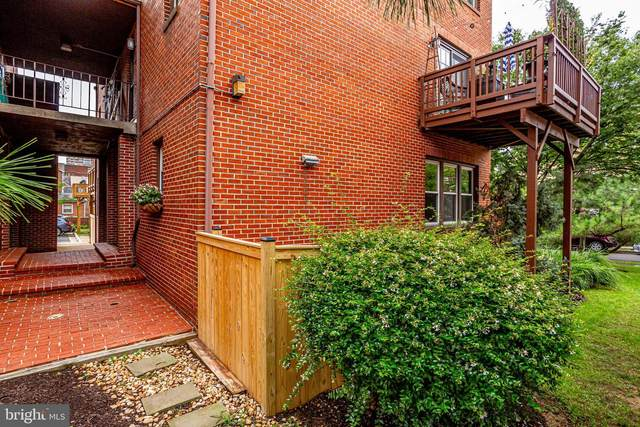 1139 N Utah Street 1139G, ARLINGTON, VA 22201 (#VAAR168378) :: SP Home Team