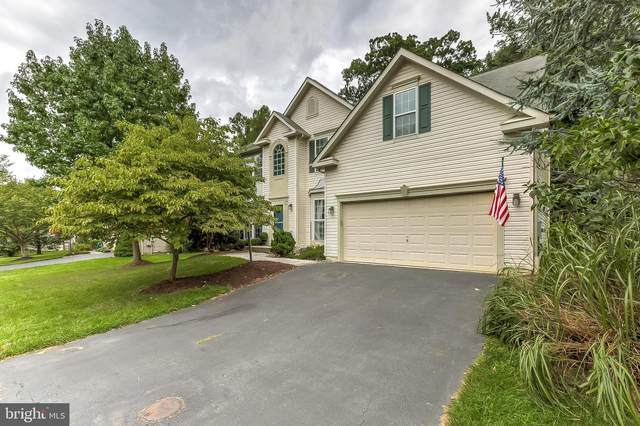 6460 Saddlebrook Lane, FREDERICK, MD 21701 (#MDFR269758) :: Pearson Smith Realty