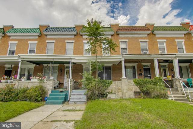 306 N Hilton Street, BALTIMORE, MD 21229 (#MDBA521826) :: Great Falls Great Homes