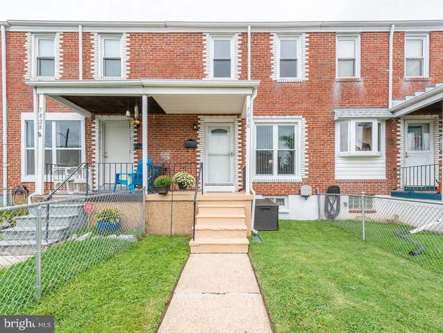 7830 St Gregory Drive, BALTIMORE, MD 21222 (#MDBC504306) :: AJ Team Realty