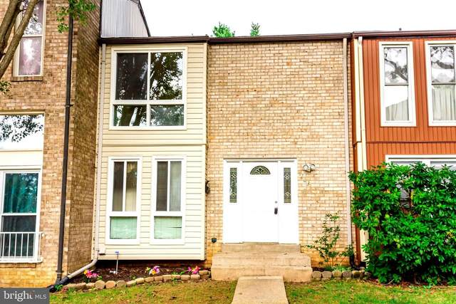 7223 Millcrest Terrace 3-4, ROCKVILLE, MD 20855 (#MDMC722672) :: The Riffle Group of Keller Williams Select Realtors