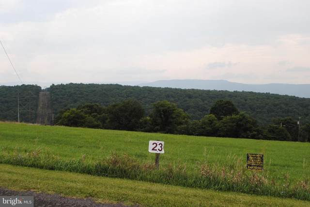 Lot 23 Brynner Drive Drive, PETERSBURG, WV 26847 (#WVGT103312) :: AJ Team Realty