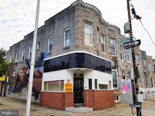 1828 W Lafayette Avenue, BALTIMORE, MD 21217 (#MDBA521888) :: The MD Home Team