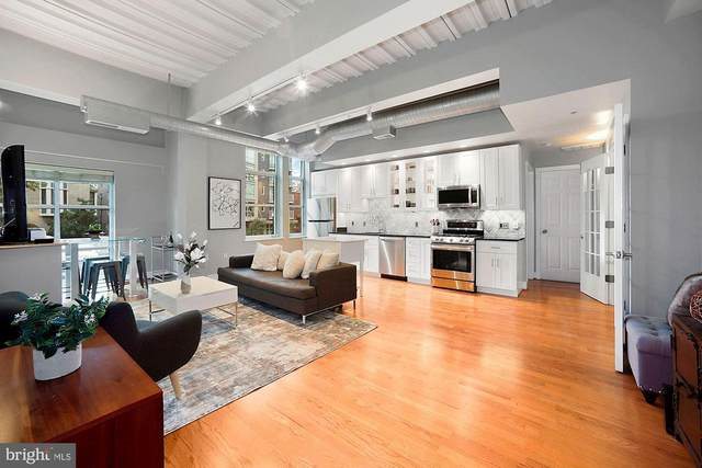 1320 13TH Street NW #11, WASHINGTON, DC 20005 (#DCDC483672) :: Crossman & Co. Real Estate