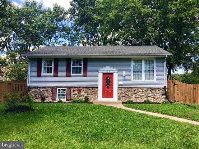 658 Alabama Drive, HERNDON, VA 20170 (#VAFX1150776) :: Debbie Dogrul Associates - Long and Foster Real Estate