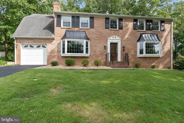 9315 Maybrook Place, ALEXANDRIA, VA 22309 (#VAFX1150780) :: Debbie Dogrul Associates - Long and Foster Real Estate