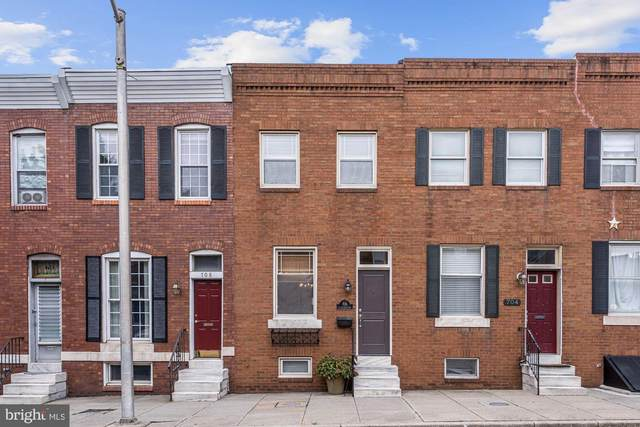 706 S Lakewood Avenue, BALTIMORE, MD 21224 (#MDBA521922) :: The Redux Group