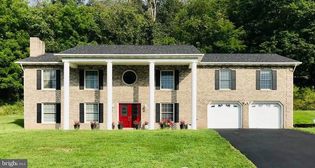 10113 Golf Creek Drive NE, CUMBERLAND, MD 21502 (#MDAL135074) :: John Lesniewski | RE/MAX United Real Estate