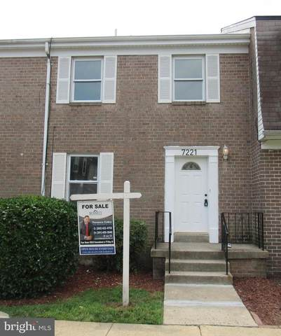 7221 Cross Street, DISTRICT HEIGHTS, MD 20747 (#MDPG579058) :: The Putnam Group
