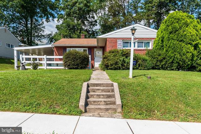 2460 Ellis Road, BALTIMORE, MD 21234 (#MDBC504378) :: AJ Team Realty