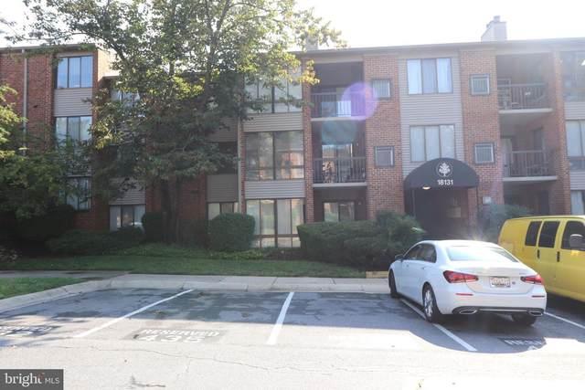 18131 Chalet Drive 24-301, GERMANTOWN, MD 20874 (#MDMC722748) :: The Riffle Group of Keller Williams Select Realtors