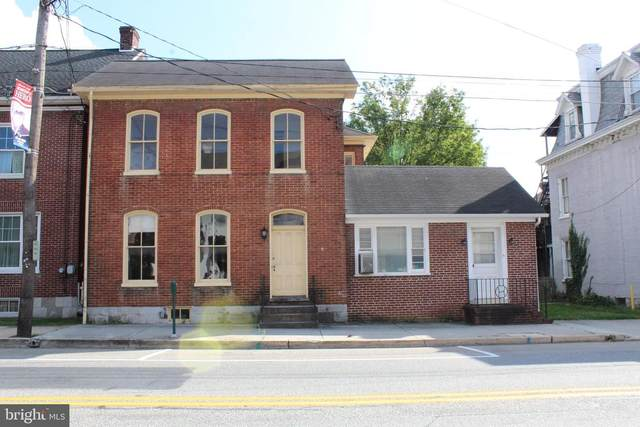 113 East Baltimore Street, GREENCASTLE, PA 17225 (#PAFL174852) :: The Joy Daniels Real Estate Group