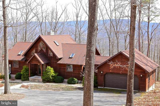 53 Reymann, YELLOW SPRING, WV 26865 (#WVHS114588) :: The Piano Home Group