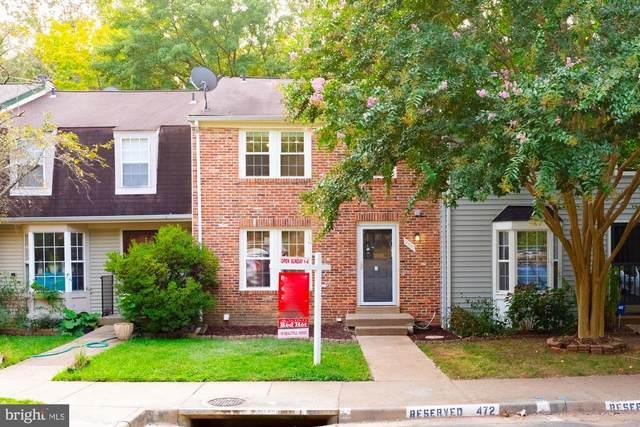 10139 Wood Green Way, BURKE, VA 22015 (#VAFX1150882) :: Jennifer Mack Properties
