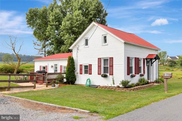 12803 Rowe Road, SMITHSBURG, MD 21783 (#MDWA174236) :: Pearson Smith Realty