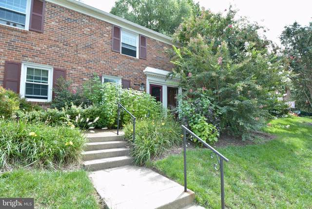 5817 Torington Drive #849, SPRINGFIELD, VA 22152 (#VAFX1150908) :: Debbie Dogrul Associates - Long and Foster Real Estate