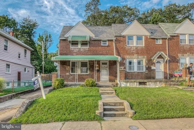 706 Radnor Avenue, BALTIMORE, MD 21212 (#MDBA521960) :: Advon Group