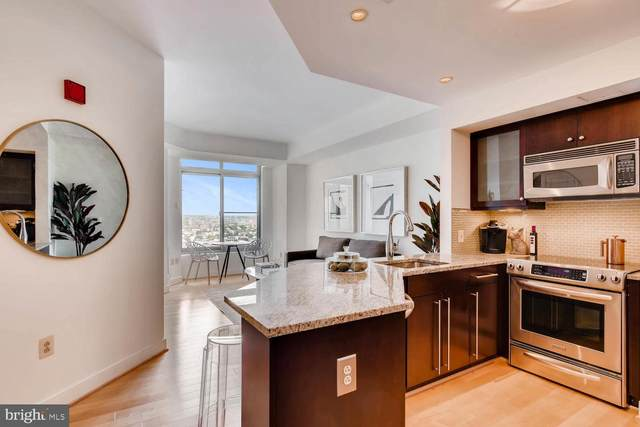 675 President Street #1907, BALTIMORE, MD 21202 (#MDBA521968) :: Crossman & Co. Real Estate