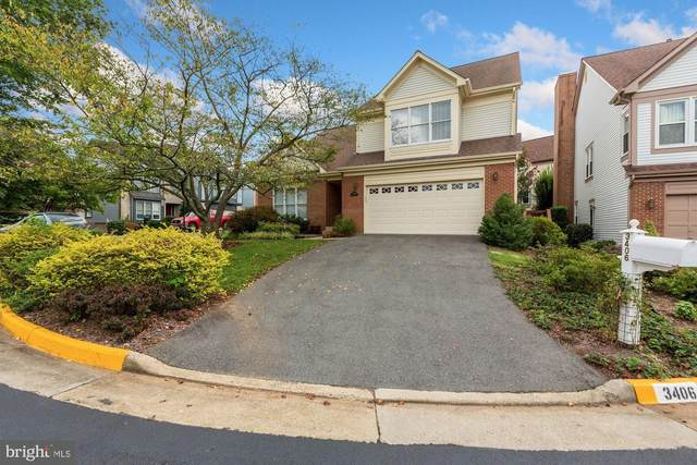 3406 Walnut Hill Court, FALLS CHURCH, VA 22042 (#VAFX1150942) :: RE/MAX Cornerstone Realty